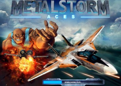 Metalstorm Aces